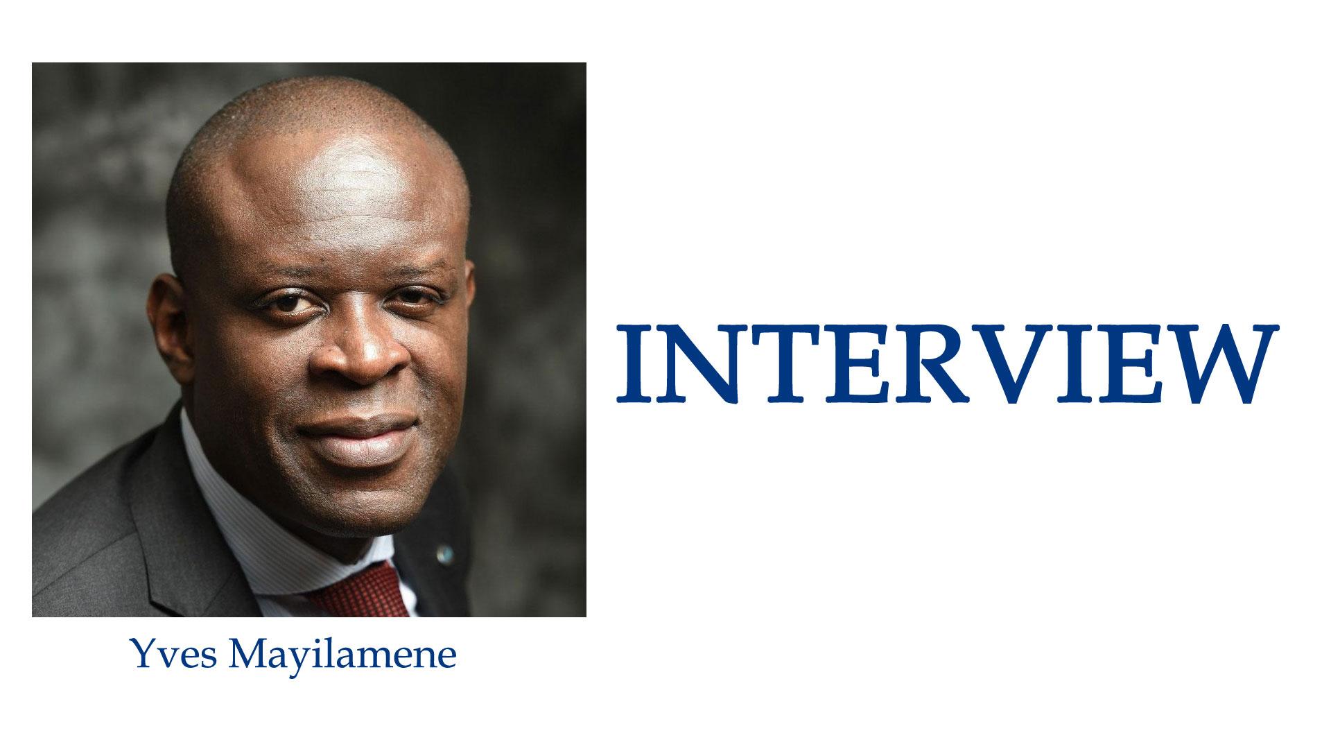 Yves Mayilamene DRH Ecobank