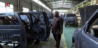 voitures fabriques cameroun