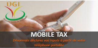 Mobile taxe