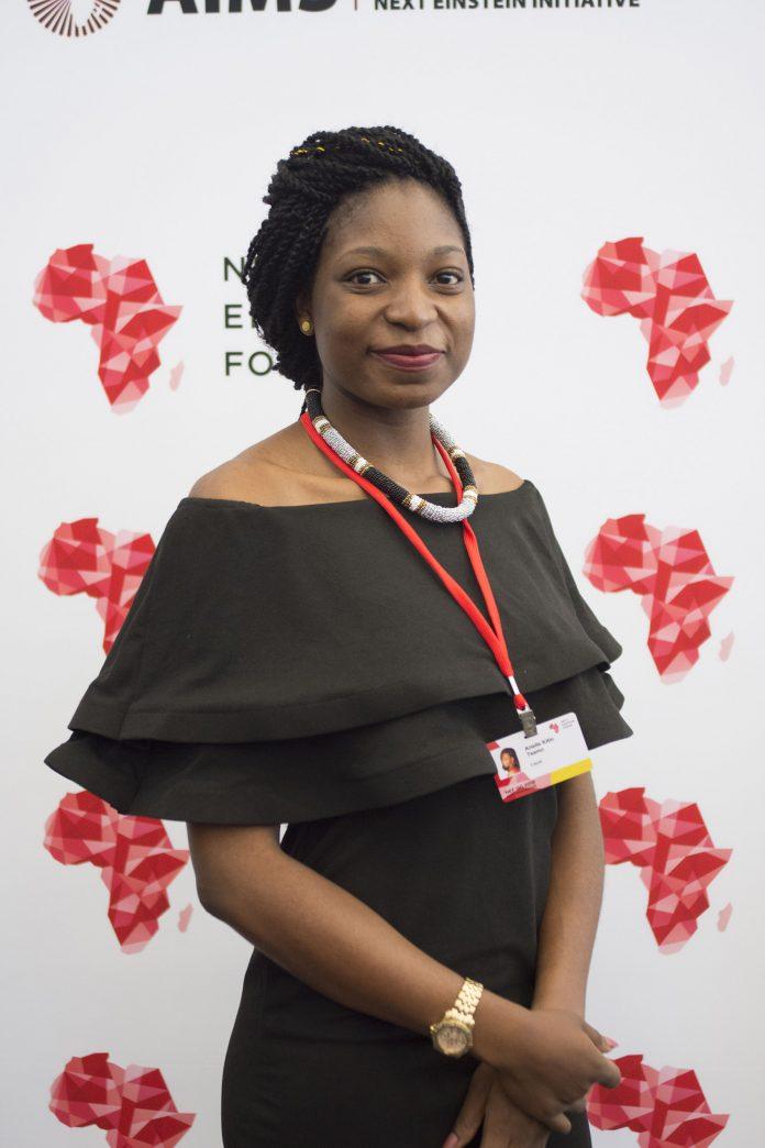 Arielle Kitio Tsamo