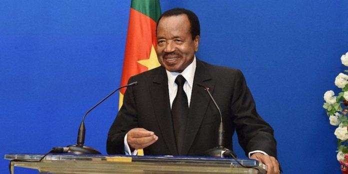 PRC Paul Biya