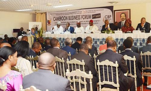 Cameroon Business Forum