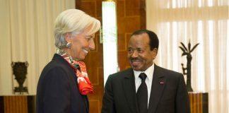 Lagarde - Biya