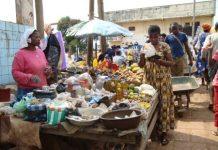 marché-Yaoundé