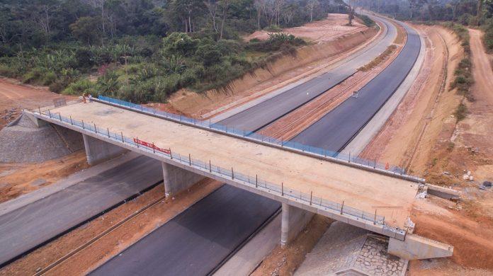 Autoroute Yaoundé DOuala