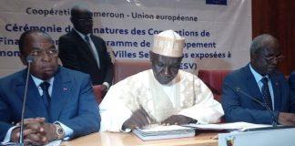 Cameroun - UE