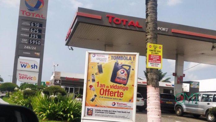 Total-Gabon