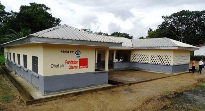 Village orange