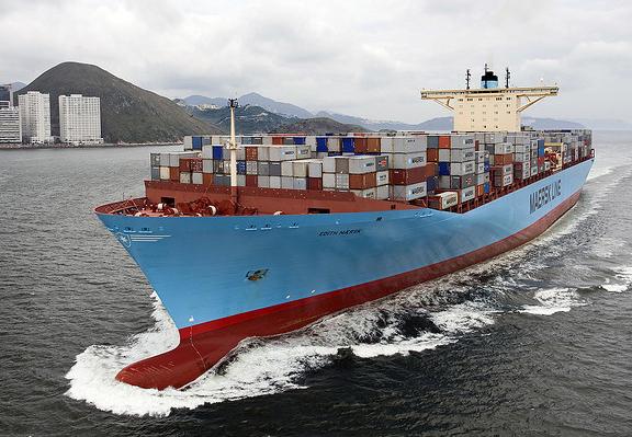 Navire Maersk