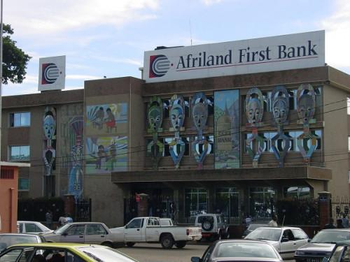 Afriland First Bank