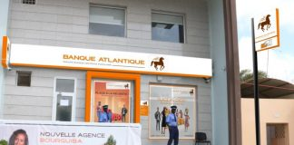 Agence Atlantique Banque