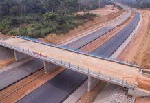 Autoroute Douala yaoundé