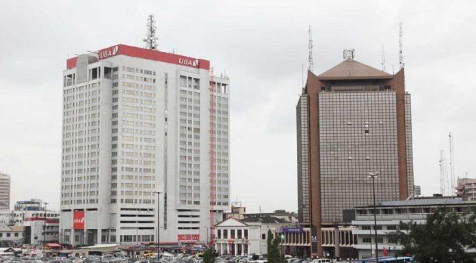 Le-siège-de-la-UBA-à-Lagos
