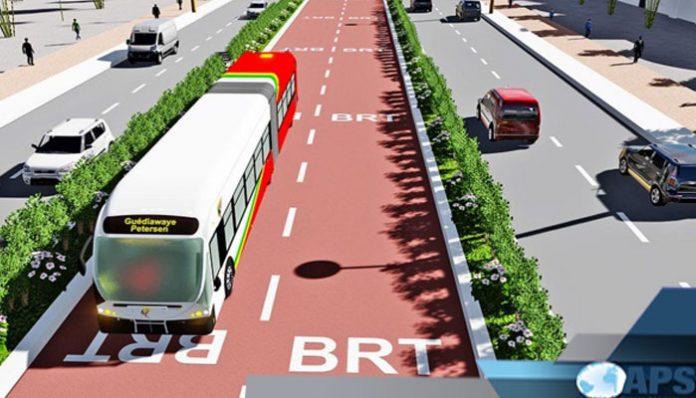 BRT senegal