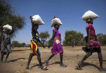 Famine en Afrique