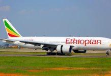 Ethiopians airlines