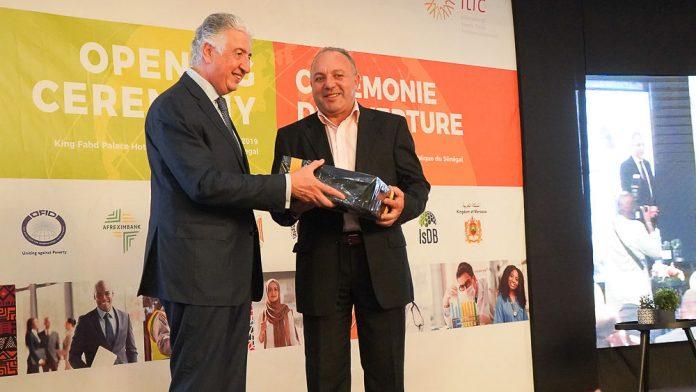 ITFC CEO Eng. Hani Salem Sonbol
