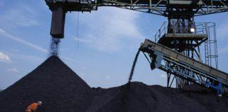 Industrie de charbon