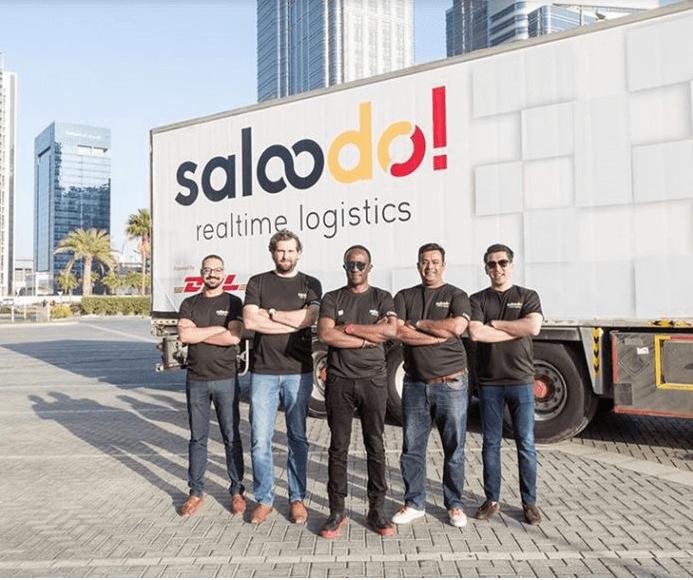 DHL Saloodo