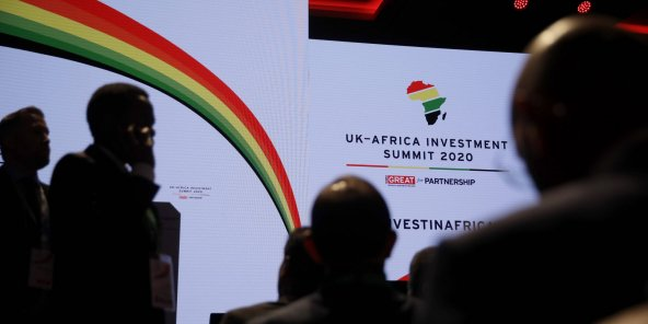 Afrique UK summit