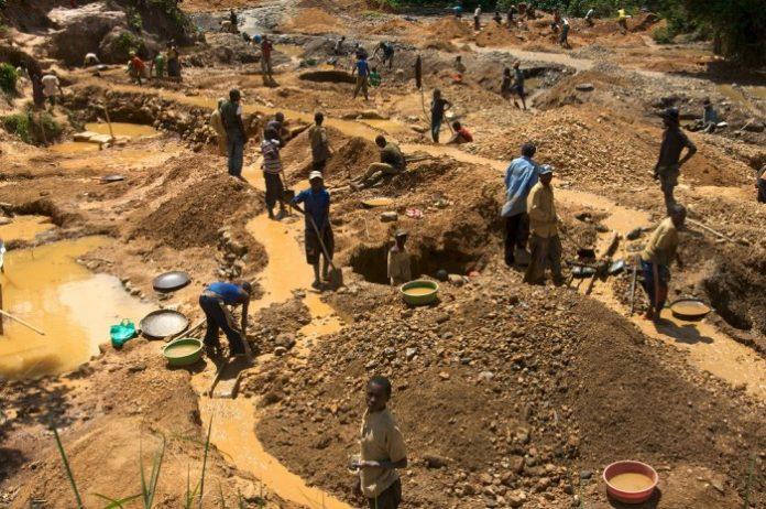 Artisanal-Mining