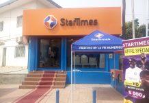 Showroom StarTimes