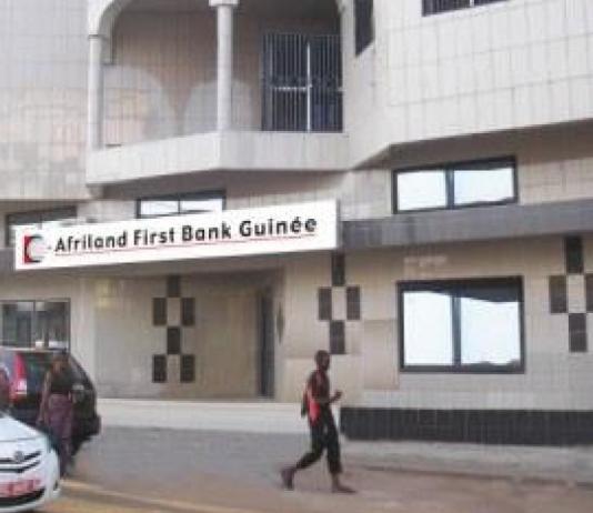 Afriland First Bank Guinée