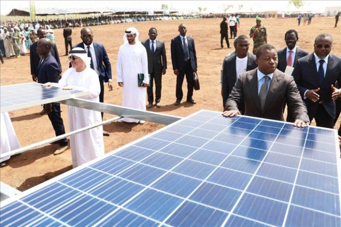Centrale Photovoltaique
