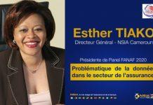 Esther TIAKO