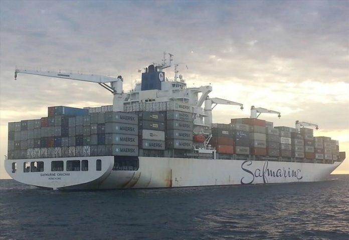 Maersk Safmarine