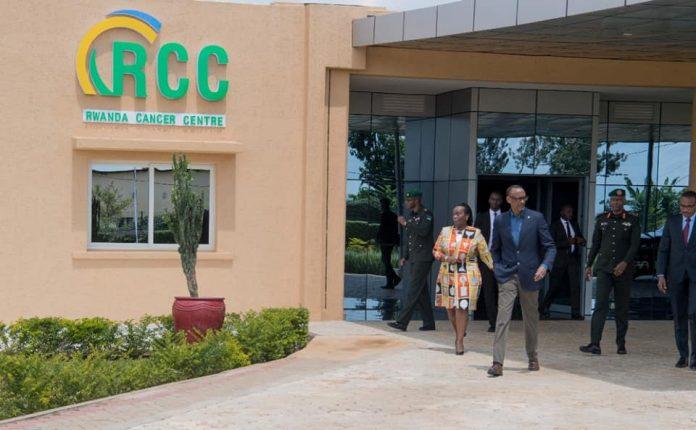 Rwanda Cancer center
