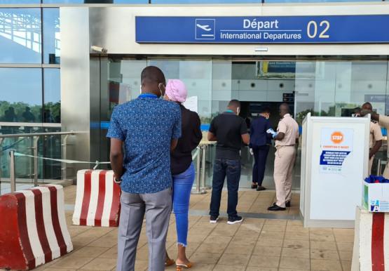 Aéroport de lomé
