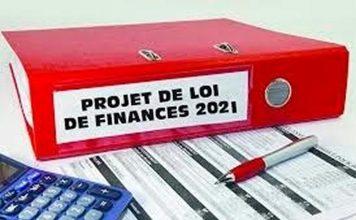 Projet loi de finance 2021